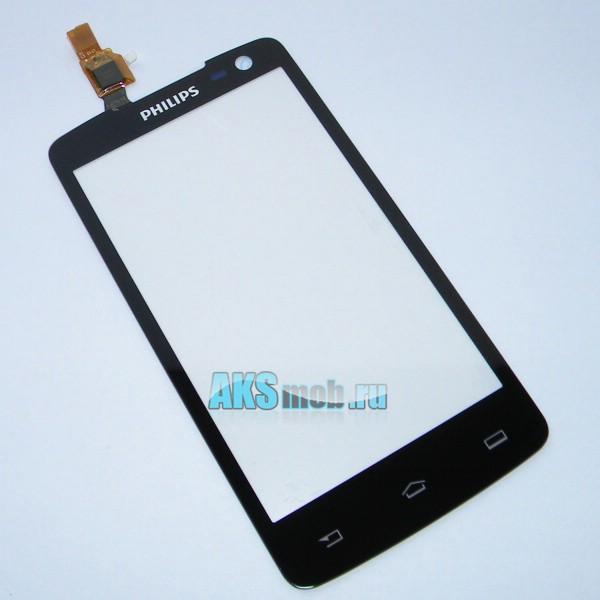 Тачскрин (Сенсорное стекло) для Philips Xenium W732