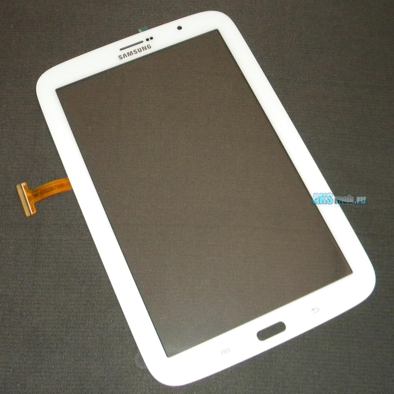 Тачскрин (сенсорная панель) для Samsung Galaxy Note 8.0 N5100/N5120 белый - touch screen - Оригинал