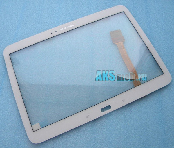 Сенсорное стекло (тачскрин) для Samsung Galaxy Tab 3 10.1 GT-P5200 / GT-P5210 / GT-P5220 - белый touch screen