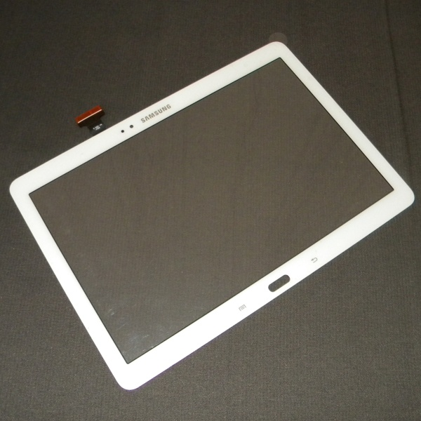 Тачскрин (сенсорная панель) для Samsung Galaxy Note 10.1 2014 Edition SM-P600 / SM-P601 / SM-P602 / SM-P605 - touch screen - белый