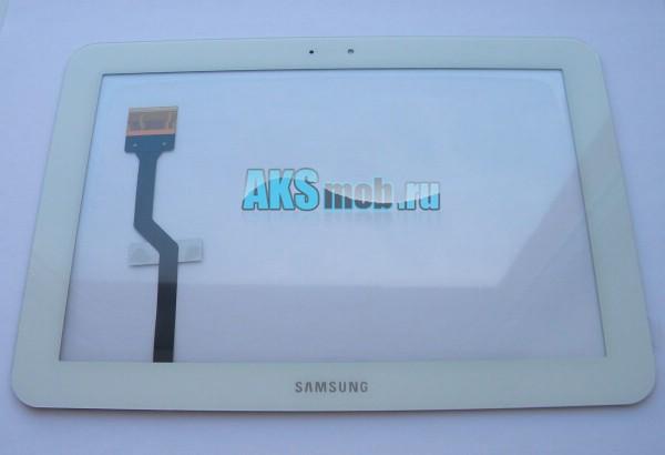 Тачскрин (сенсорное стекло) для Samsung Galaxy Tab 8.9 P7300/P7310/P7320 - Оригинал - белый