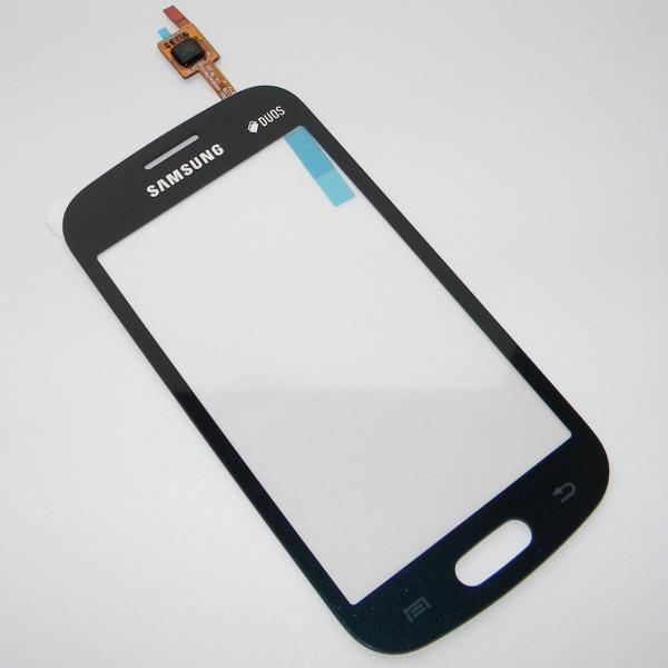 Тачскрин (Сенсорное стекло) для Samsung Galaxy Trend GT-S7390 - черный