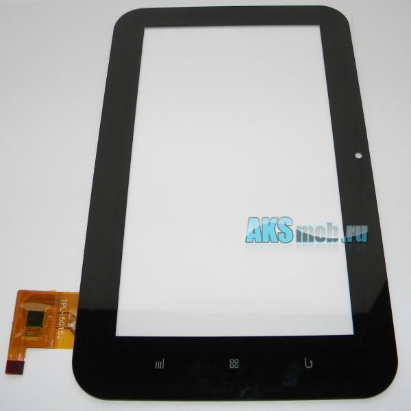 Сенсорное стекло (панель) для планшета Window N12 Deluxe Edition - тачскрин
