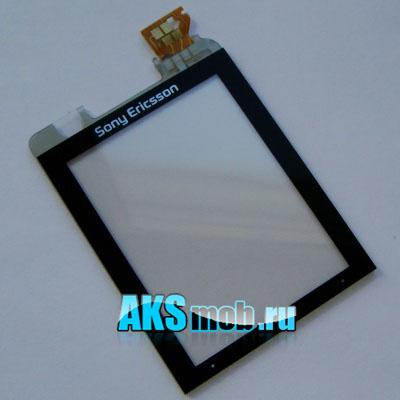 Тачскрин (Сенсорное стекло) Sony Ericsson G900