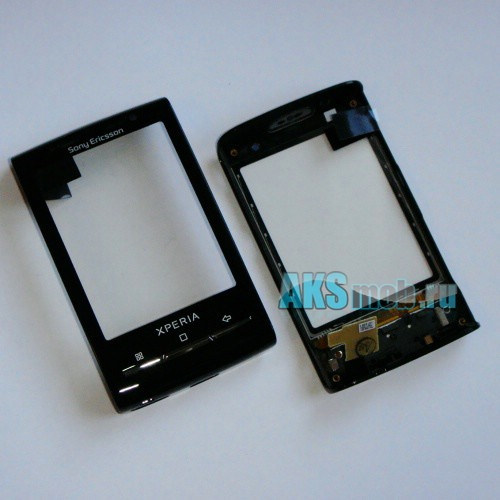 Тачскрин (Сенсорное стекло) для Sony Ericsson XPERIA X10 mini Оригинал