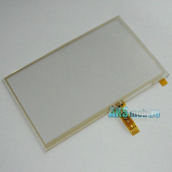 Тачскрин (Сенсорное стекло) для GPS навигатора 4,3 дюйма Тип15 KLD43A0 (65мм*105мм, диагональ 123мм)