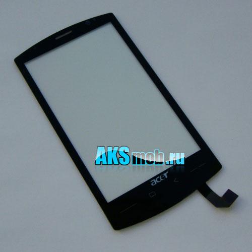 Тачскрин (Сенсорное панель стекло) для Acer neoTouch S200