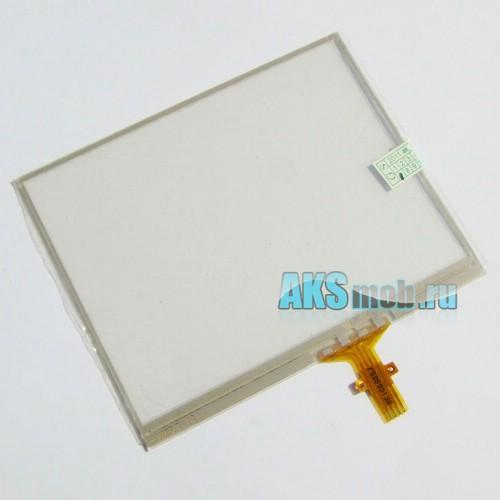 Тачскрин (сенсорное стекло) для GPS универсальный 12 (62*76мм диагональ 98мм)