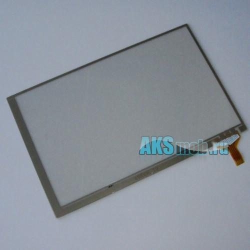 Тачскрин (сенсорное стекло) для GPS навигатора N16 4WDHE (73*114мм диагональ 135мм)