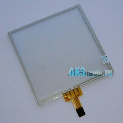 Тачскрин (сенсорное стекло) для GPS навигатора N18 4WCE3A (71*71мм диагональ 100мм)