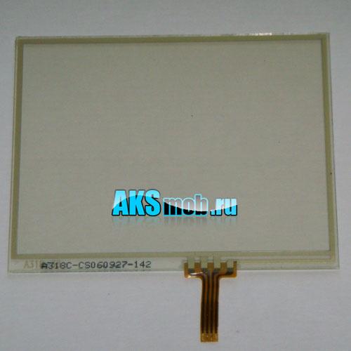 Тачскрин (сенсорное стекло) для GPS-навигаторов 3,5 дюйма (61*76мм диагональ 98мм) тип 13
