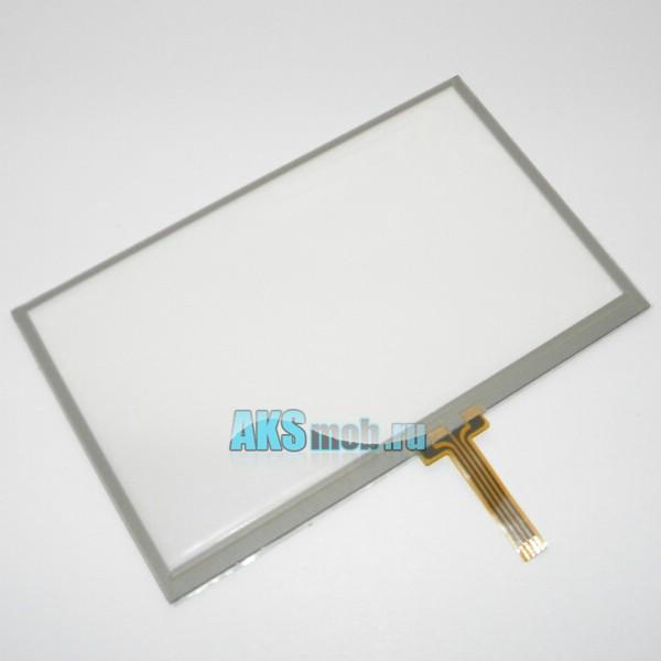 Тачскрин (Сенсорное стекло) для GPS навигатора 4,3 дюйма Тип29 (65мм*105мм, диагональ 123мм)