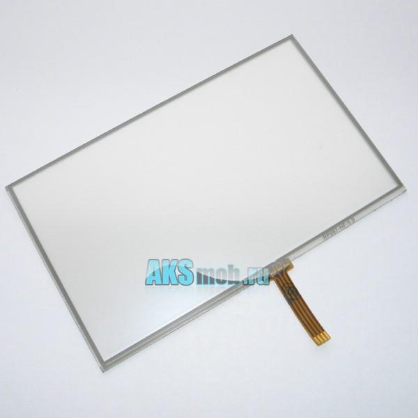 Тачскрин (Сенсорное стекло) 5 дюймов для GPS навигатора тип 15 (RP097-HF-5.0, 116*71мм диагональ 136мм)