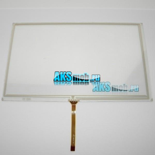 Тачскрин (Сенсорное стекло) для GPS навигатора 8 дюймов тип 3 (192мм*116мм, диагональ 225мм)