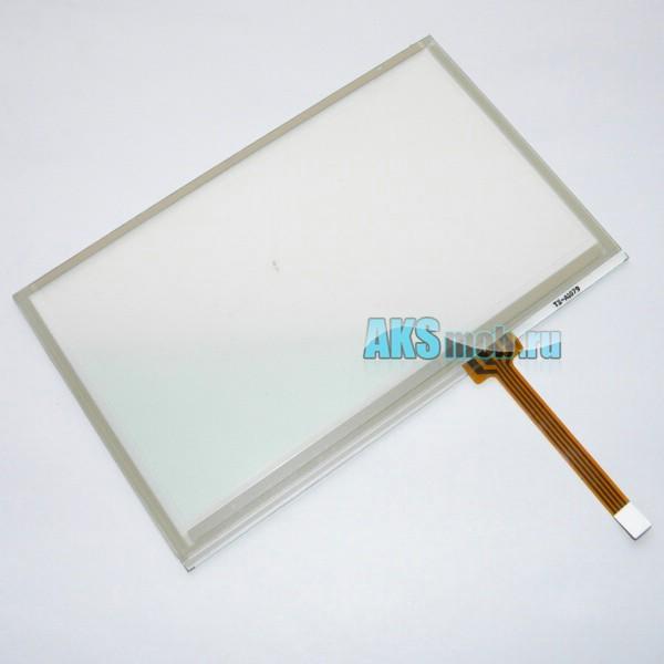 Тачскрин (Сенсорное стекло) 5 дюймов для GPS навигатора тип 17 (TS-A1079, 121*71мм диагональ 143мм)