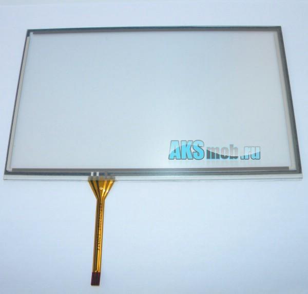 Тачскрин (Сенсорное стекло) для автомагнитолы 8 дюймов тип 5 (190мм x 115мм, диагональ 222мм) - touch screen KDT-2820GT