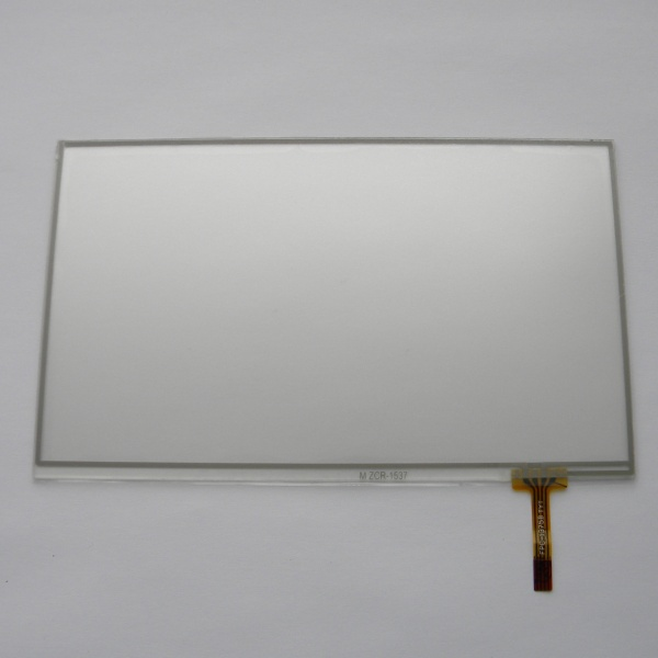 Тачскрин (Сенсорное стекло) для GPS навигатора 7 дюймов тип 5 (97мм*163мм, диагональ 190мм)