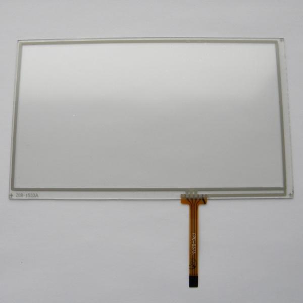 Тачскрин (сенсорное стекло) для GPS навигатора 165мм х 98мм - 7 дюймов тип 20 - ZCR-1533A