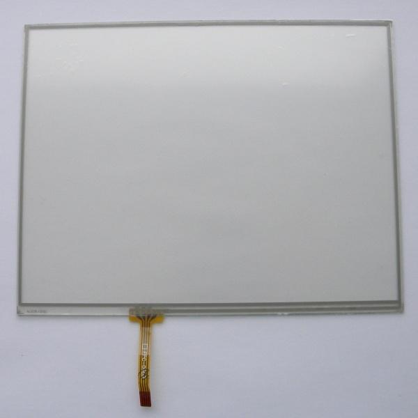 Тачскрин (Сенсорное стекло) для автомагнитолы 8 дюймов тип 6 (170мм x 132мм, диагональ 215мм) - touch screen ZCR-1375