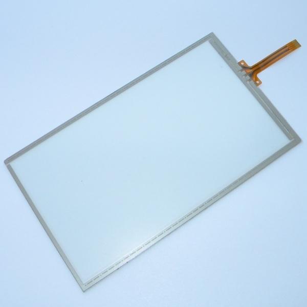 Тачскрин (Сенсорное стекло) 5 дюймов для GPS навигатора тип 22 - размер 125мм на 74мм диагональ 145мм - 4WDHB