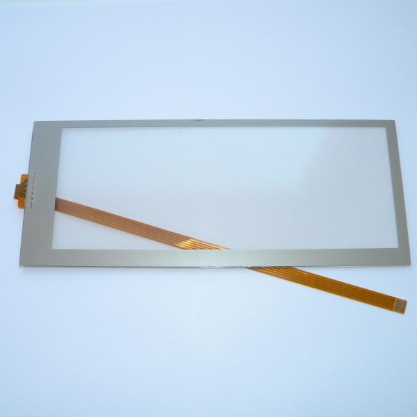 Тачскрин (Сенсорное стекло) для GPS навигатора 6 - 6,9 дюймов тип18 (172мм x 70мм, диагональ 185мм)