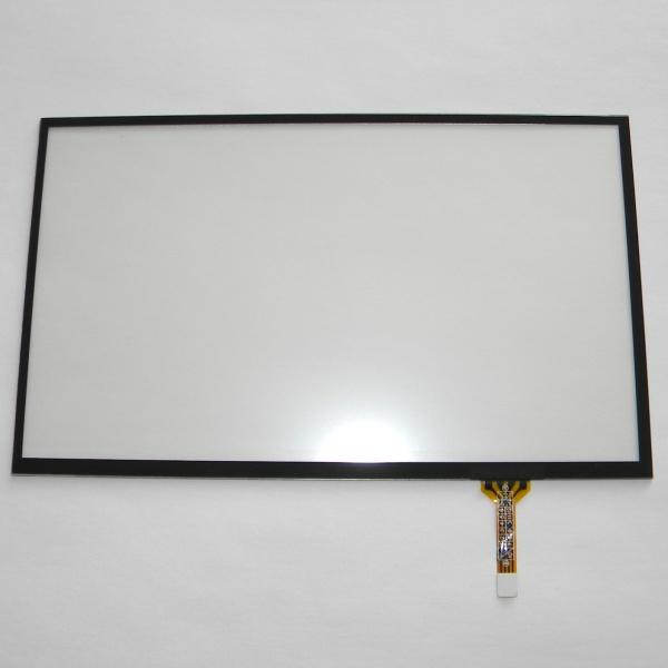 Тачскрин (сенсорное стекло) для автомагнитол и навигаторов 170мм х 103мм - 7 дюймов тип 30