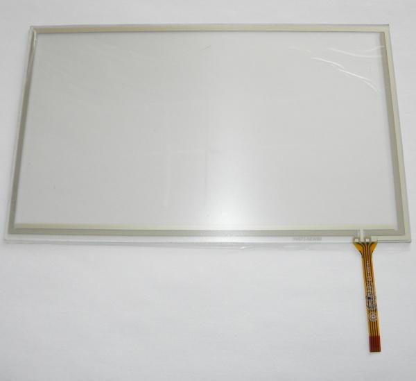 Тачскрин - сенсорное стекло для автомагнитол и навигаторов 192мм на 116мм - 8 дюймов тип 9 - YH073-NEW80
