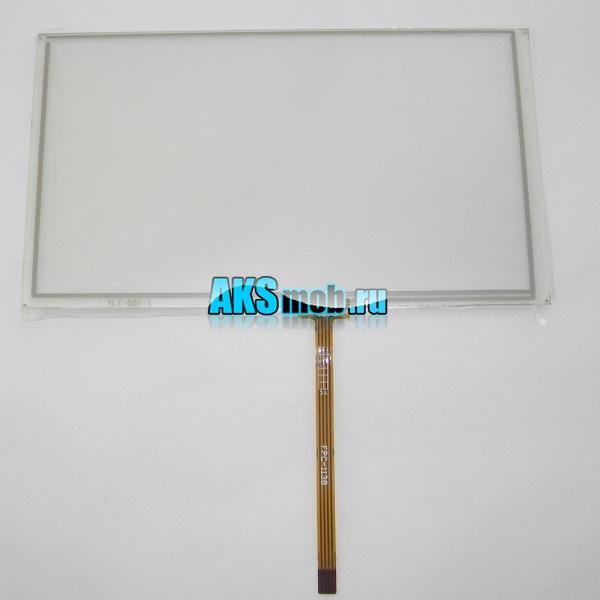 Тачскрин (Сенсорное стекло) для GPS навигатора и автомагнитол 155мм на 88мм, диагональ 6 - 6,5 дюймов тип20
