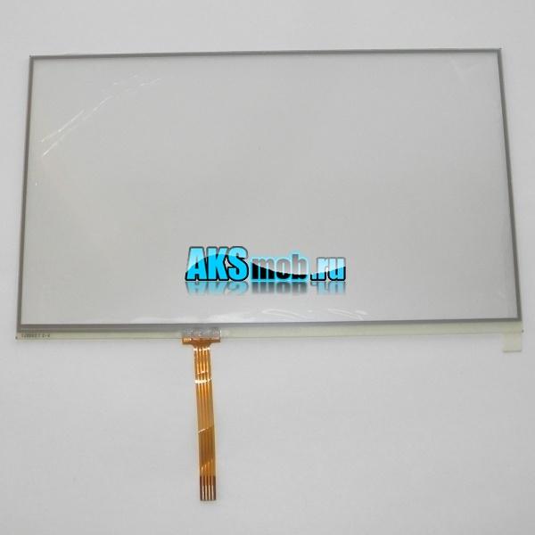 Тачскрин 160мм на 96мм для автомагнитолы 7 дюймов тип 24 -  сенсорное стекло 070183