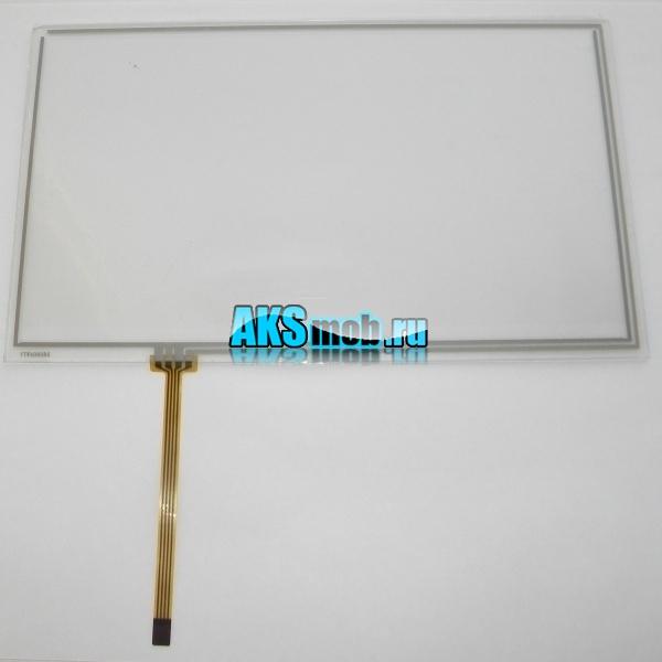 Тачскрин (Сенсорное стекло) для автомагнитолы 8 дюймов тип 8 (192мм x 116мм, диагональ 225мм) - touch screen ZCR-1580