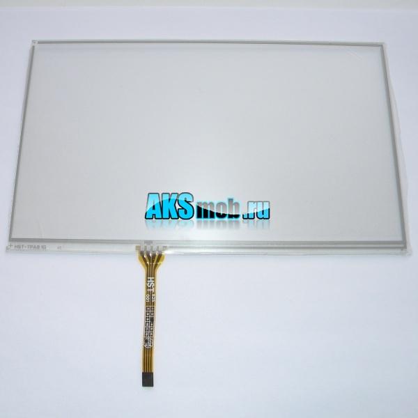 Тачскрин - сенсорное стекло для автомагнитол и навигаторов 187мм на 112мм - 8 дюймов тип 11 - HST-TPA8.1G