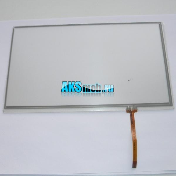 Тачскрин 212мм на 125мм для автомагнитолы 8-11 дюймов тип 32 -  сенсорное стекло KDT-4115