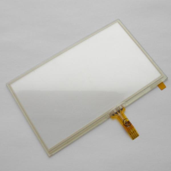 Тачскрин (Сенсорное стекло) для GPS навигатора 4,3 дюйма Тип20 (64мм*104мм, диагональ 123мм, XR1105-43)
