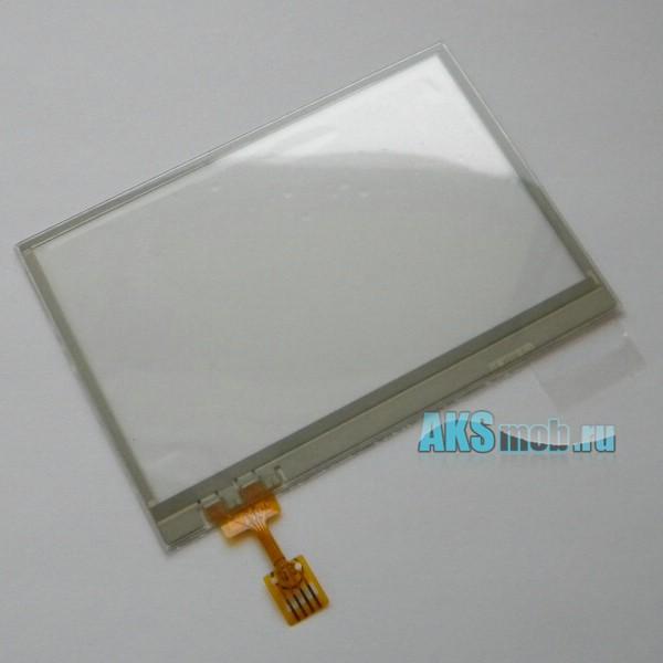Тачскрин (Сенсорное стекло) для GPS навигатора 4,3 дюйма Тип24 (68мм*99мм, диагональ 119мм)