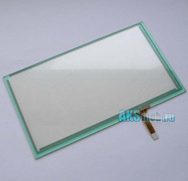 Тачскрин (Сенсорное стекло) для GPS навигатора 6 - 6,5 дюймов тип10 (89мм x 155мм, диагональ 178мм)