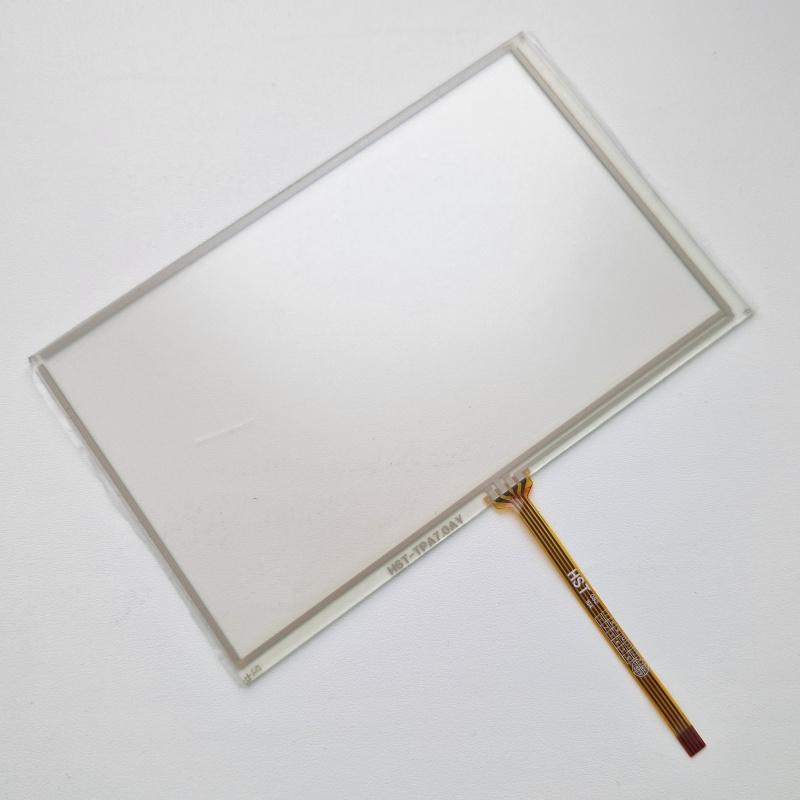 Тачскрин (Сенсорное стекло) для автомагнитолы 7 дюймов тип 10 (164мм x 104мм, диагональ 194мм) - touch screen