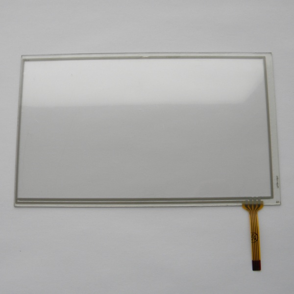Тачскрин (Сенсорное стекло) для автомагнитолы 7 дюймов тип 11 (163мм x 97мм, диагональ 190мм) - touch screen