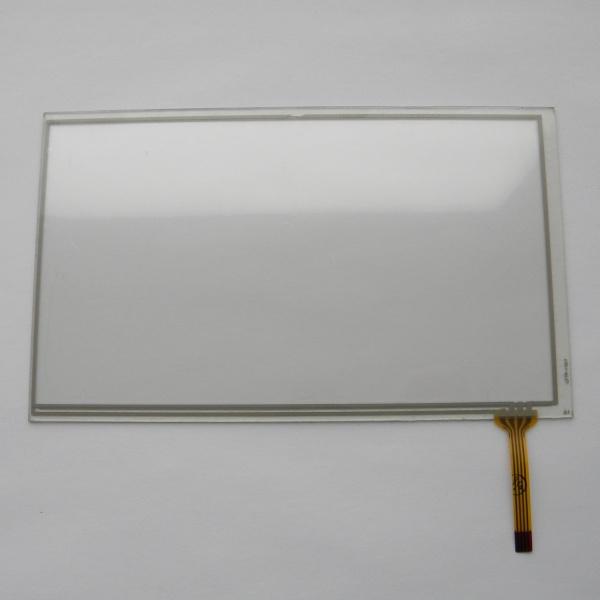 Тачскрин (Сенсорное стекло) для GPS навигатора 7 дюймов тип 11 (163мм x 97мм, диагональ 190мм)