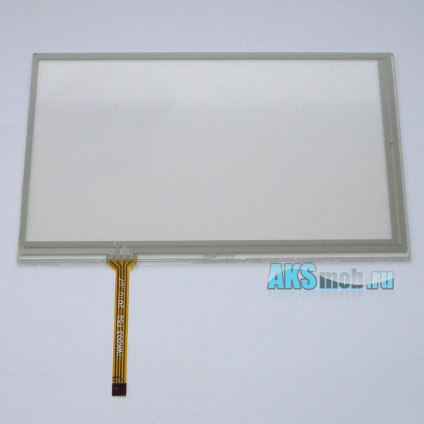 Тачскрин (Сенсорное стекло) для GPS навигатора 6 - 6,5 дюймов тип12 (87мм x 145мм, диагональ 170мм)