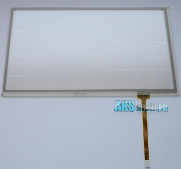 Тачскрин (Сенсорное стекло) для GPS навигатора 8 дюймов (192мм*116мм, диагональ 225мм)