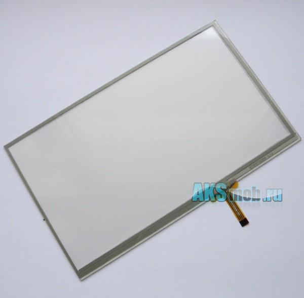 Тачскрин (Сенсорное стекло) для автомагнитолы 7 дюймов тип 14 (165мм x 99мм, диагональ 192мм) - touch screen