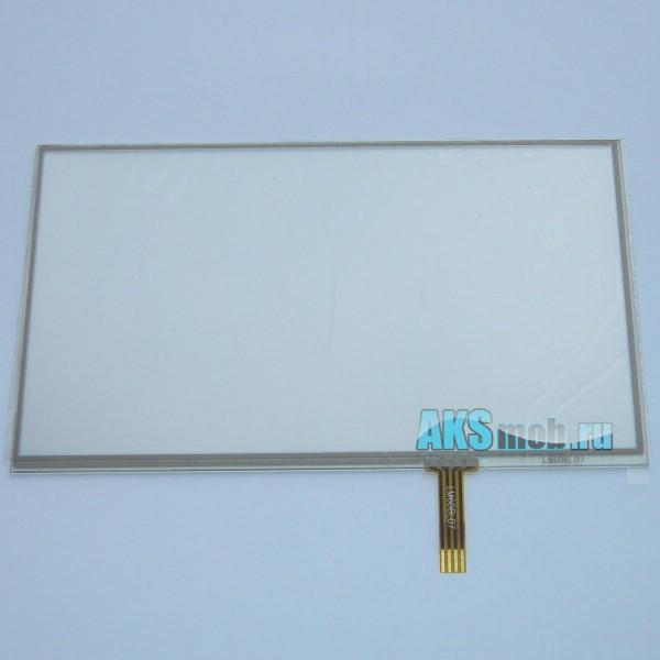 Тачскрин (Сенсорное стекло) для автомагнитолы 6 дюймов (82мм на 141мм) ТИП 2 - LM60BL07