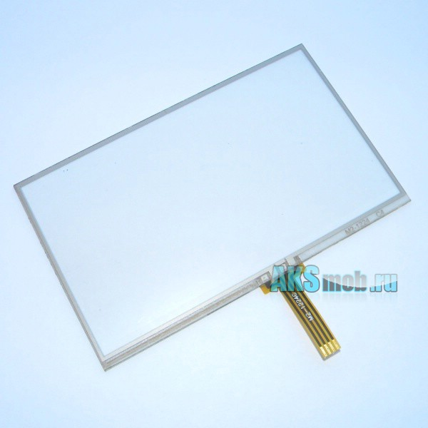 Тачскрин M2-1224 (Сенсорное стекло) для GPS навигатора 4,3 дюйма Тип27 (101мм*61мм, диагональ 118мм)