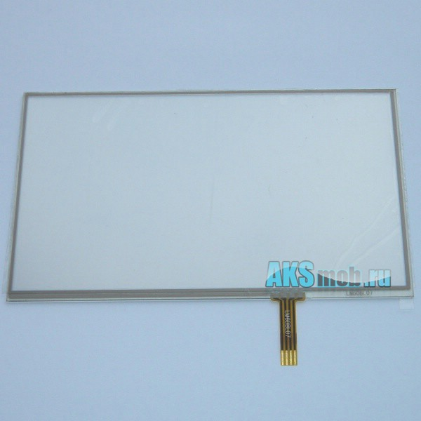 Тачскрин для ремонта Ritmix RGP-670 - сенсорное стекло LM60BL07