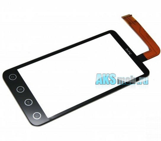 Тачскрин (Сенсорное стекло) для HTC X515m EVO 3D Оригинал