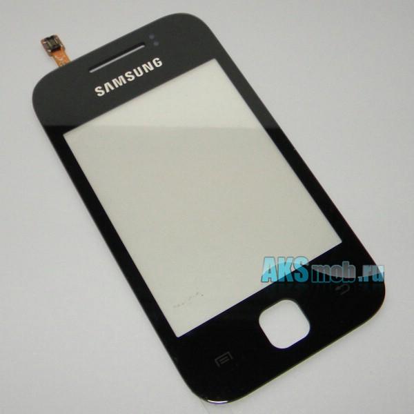 Тачскрин (Сенсорное стекло) для Samsung S5360 Galaxy Y Оригинал