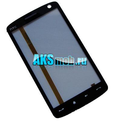 Тачскрин (Сенсорное стекло) HTC T8282 Touch HD