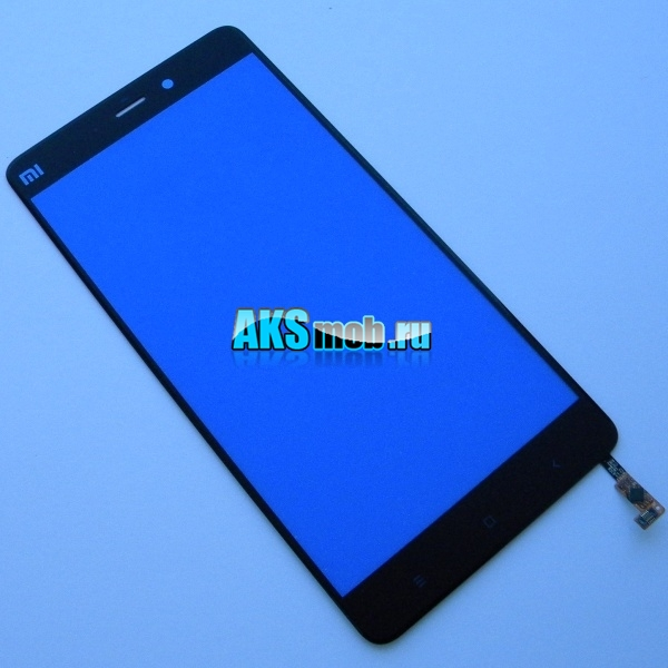 Тачскрин для Xiaomi Mi Note / Mi Note Pro - сенсорное стекло, панель