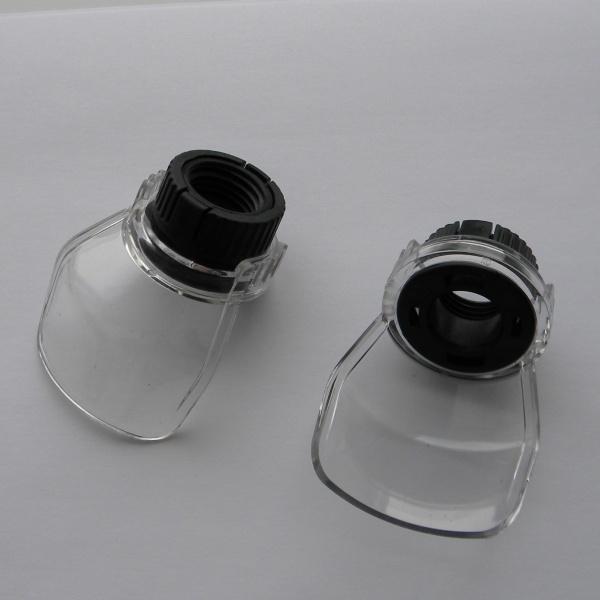 Защитный кожух для гравера и бормашинки