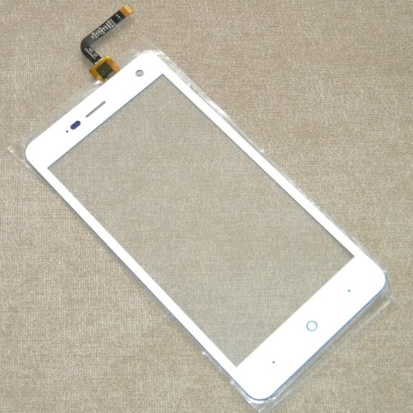 Тачскрин (Сенсорное стекло) для ZTE Blade L3 - белый